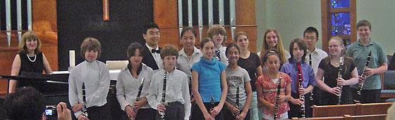 2008 Recital